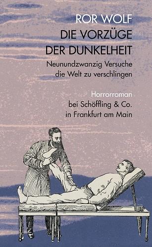 Abb.: Schöffling & Co / Ror Wolf