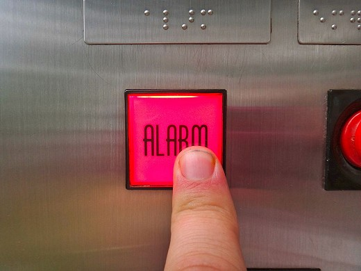 Ringing_the_elevator_alarm_(c)_Dieselducy_Andrew_R