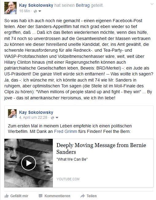 Sanders-Hymne_Facebook